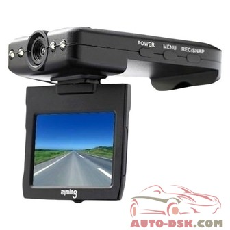 4Sight Group 4SK98 - The Original TODC HD Dash Camera with 2.4in Screen