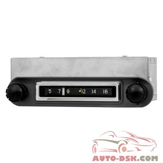 Antique Automobile Radio 172001BT - AM/FM Factory Style Radio with Bluetooth