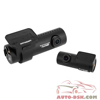 BlackVue DR650S-2CH-32 - DR650S Series Dual Dash Cameras with Cloud Connectivity/WiFi/GPS