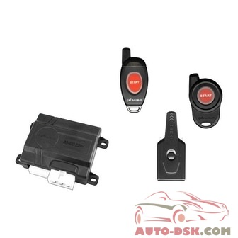 Omega R&D RS255EDP+ - Excalibur 2-Way Keyless Entry and Remote Start System