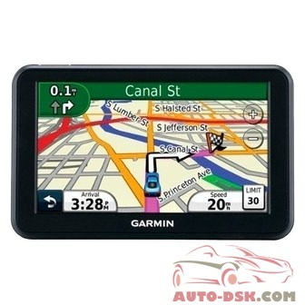 Garmin - nuvi Essential 5.0in Touchscreen Vehicle GPS Navigator