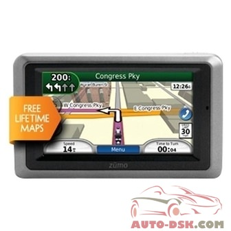 Garmin 010-00727-04 - Zumo 660LM 4.3in Vehicle GPS Navigator with Built-In Bluetooth and Lifetime Map Updates