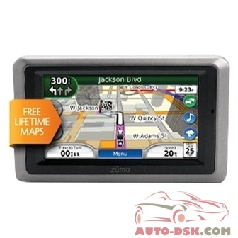 Garmin 010-00727-08 - Zumo 665LM 4.3in Vehicle GPS Navigator with Built-In Bluetooth and Lifetime Map Updates