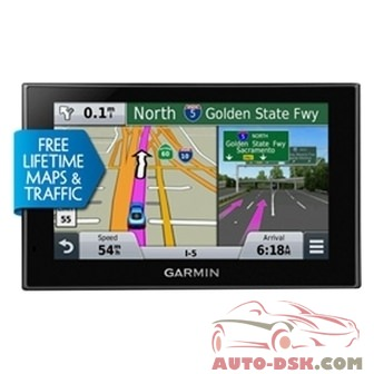 Garmin 010-01187-02 - nuvi 2539LMT 5in Vehicle GPS Navigator with Free Lifetime Maps and Traffic