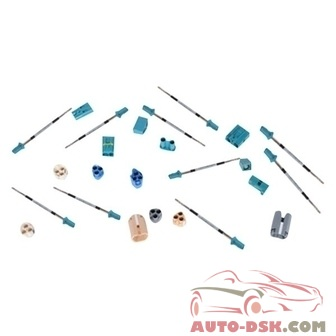 ACDelco - GM Original Equipment Digital Radio, Mobile Telephone and GPS Navigation Antenna Connector Kit