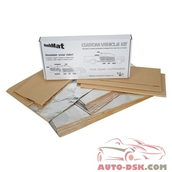 HushMat 61306 - Complete Vehicle Insulation Kit