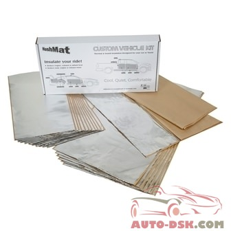 HushMat 68260 - Complete Vehicle Insulation Kit